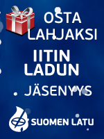 Osta lahjaksi Iitin Ladun jsenyys